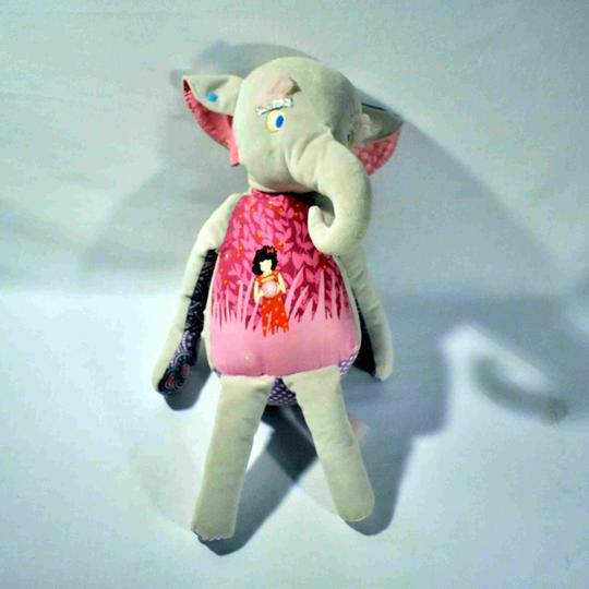Peluche Elephant - Mes Petites Mains - Photo 0