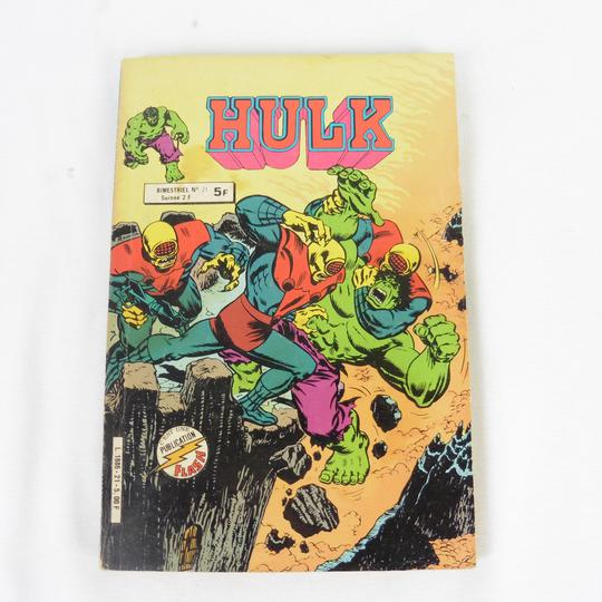 BD Hulk n°21 Publication Flash de Marvel - Photo 0