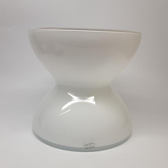 Vase Décoratif En Verre Anne Nilsson Sur Label Emmaüs Boutique En