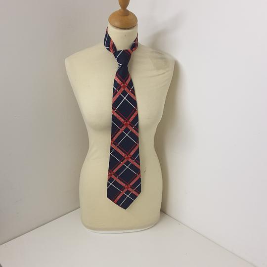 e4e9a928da7 Cravate homme à carreaux sur Label Emmaüs