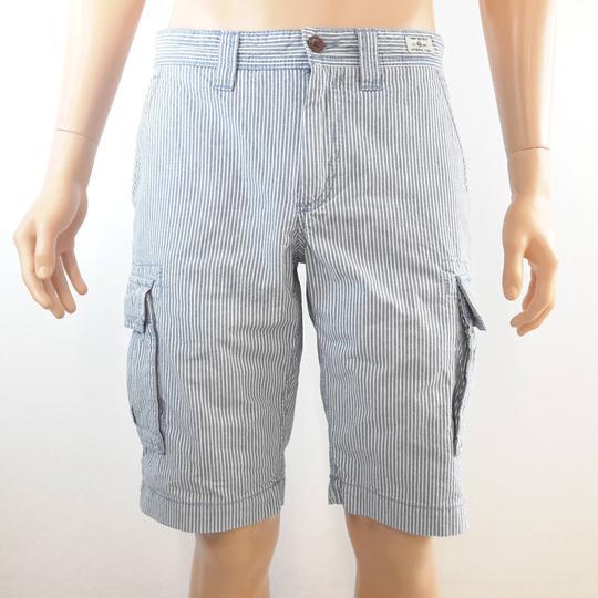33489ee5cccb8 Short à rayures bicolores pour homme de la marque TOMMY HILFIGER  RTTSDS301869