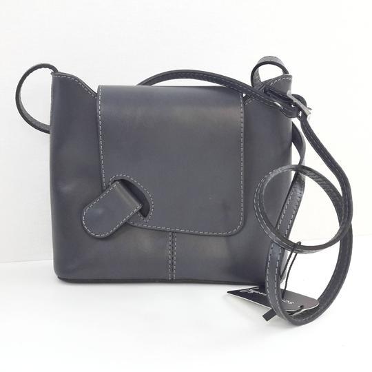 d2987240c8 Sac bandoulière gris 100% cuir pour femme de la marque JEAN LOUIS SCHERRER  RTTSDS301892 ...