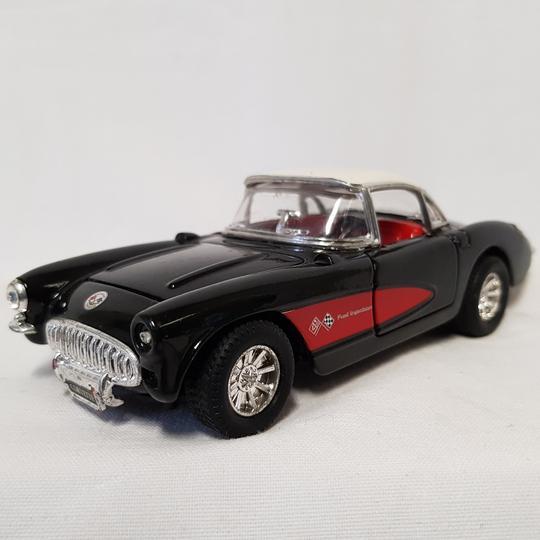 Jouet Friction Véhicule Voiture 1957 Miniature Sunnyside Superior Corvette 8wN0ZnOPkX