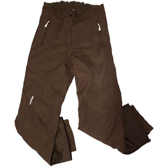 Pantalon ski Wed ze Decathlon T 42 marron sur Label Emmaüs 451b00eae50