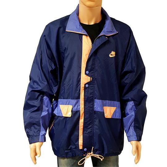 wholesale dealer new cheap hot new products Veste sport Nike pour homme T XL Blouson coupe vent vintage style Kway