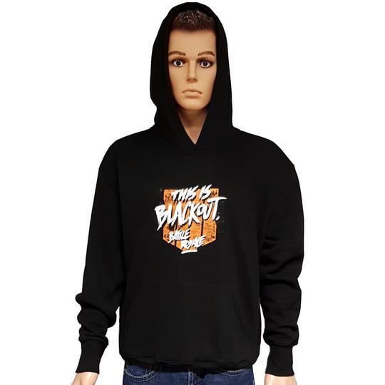 Sweat shirt hoodie Call of Duty T XL sweat à capuche noir
