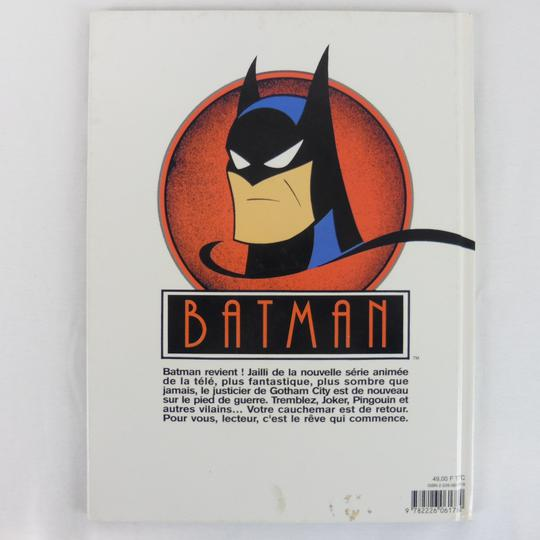 Bd Batman Double Défi Canal+ éditions - Photo 1