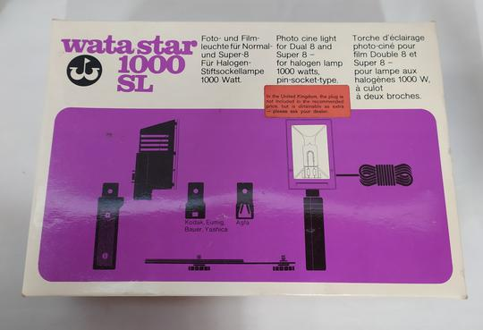 Lampe Wata Star 1000 SL - Photo 1