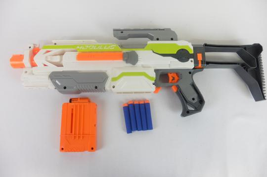 Fusil d'assaut Nerf Modulus blaster édition Hasbro - Photo 1