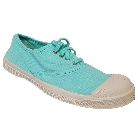 db4f777b2f9a69 Neuf & étiquette Sneakers tennis baskets turquoise Bensimon femme P 36 -  Photo ...