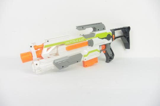 Fusil d'assaut Nerf Modulus blaster édition Hasbro - Photo 2