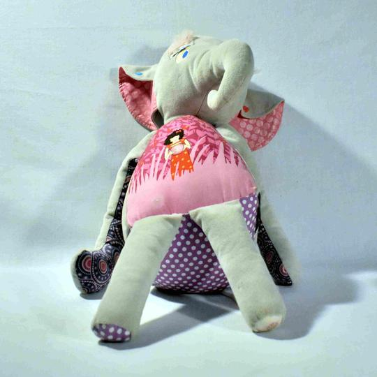 Peluche Elephant - Mes Petites Mains - Photo 2