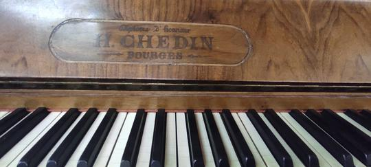 Piano - H. Chedin - Photo 1