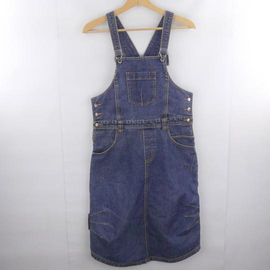 Robe salopette en jean - DDP - T. 38 - Photo 0