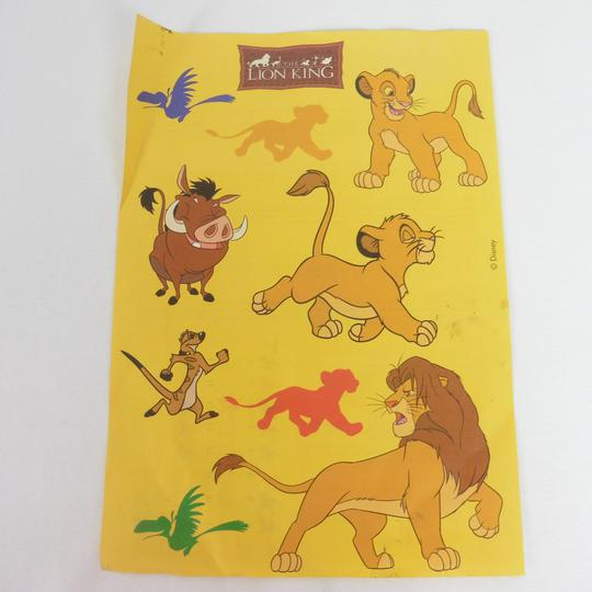 Lot de 5 Tampons Le Roi Lion Disney - Photo 5
