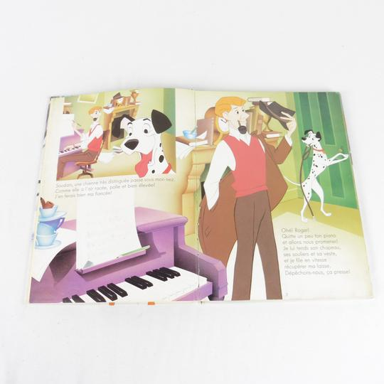 Bd Les 101 Dalmatiens Disney Hachette - Photo 2