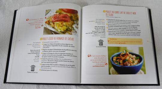 Livre De Cuisine Les Meilleures Recettes Marmiton Editions Play Bac