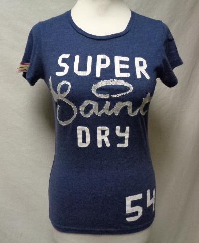 T shirt en coton SuperDry taille XS