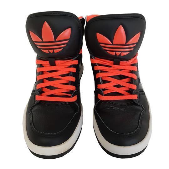 Basket montante Sneakers Adidas Court Attitude P 37,5 Chaussure de sport noire