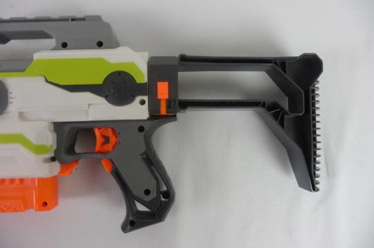 Fusil d'assaut Nerf Modulus blaster édition Hasbro - Photo 4
