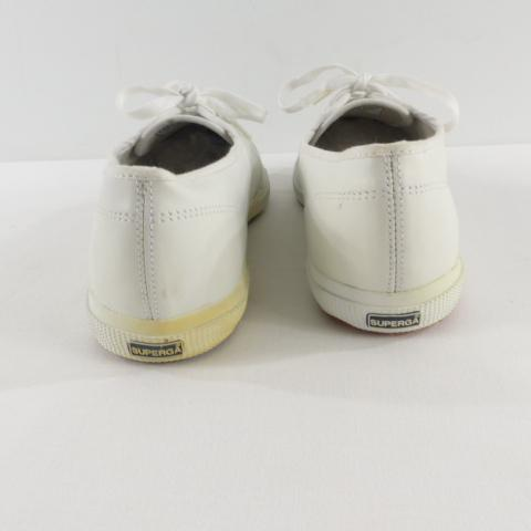 Superga basket 2750 cotu classic tout blanc T : 46 - Photo 6