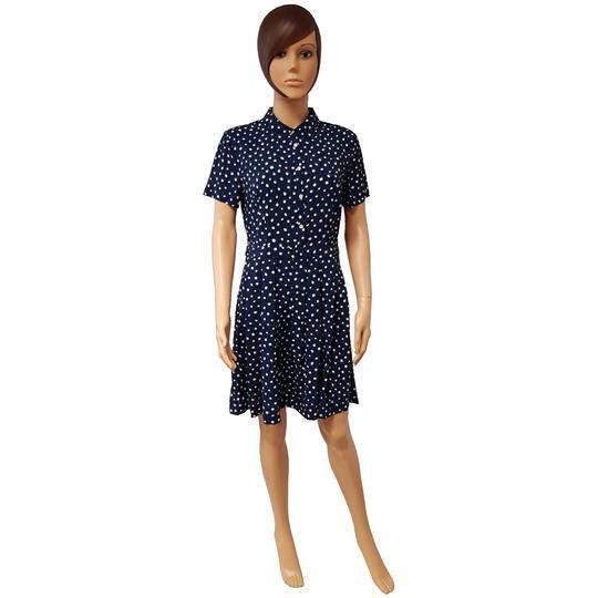 Femme Vêtements bleu Tommy Hilfiger Beau Robe chemise