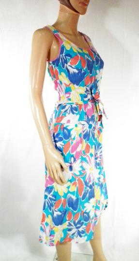 Robe Vintage Multicolore T 36. - Photo 3