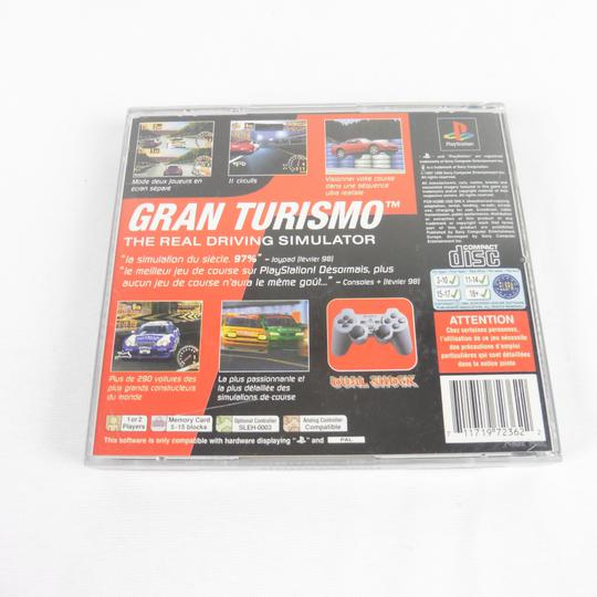 Jeux vidéo Playstation 1 Gran Turismo de Sony Computer Entertainment  - Photo 1