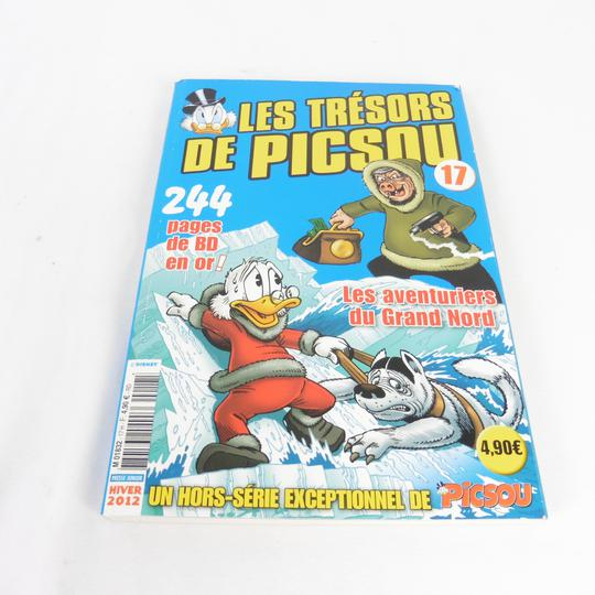Lot de BD Les Trésor de Picsou Disney Hachette - Photo 8