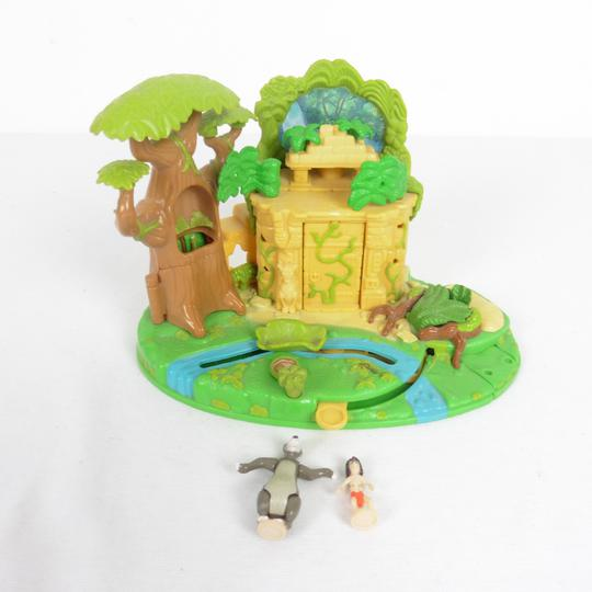 Jouet Polly Pocket Le livre de la jungle - Photo 0