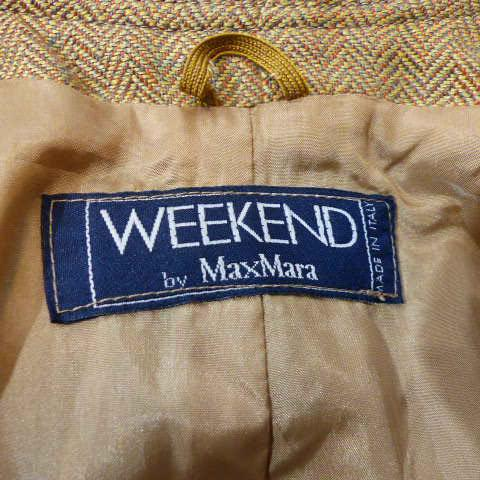 Veste en lin   - Max Mara weekend  - taille 38 - Photo 5