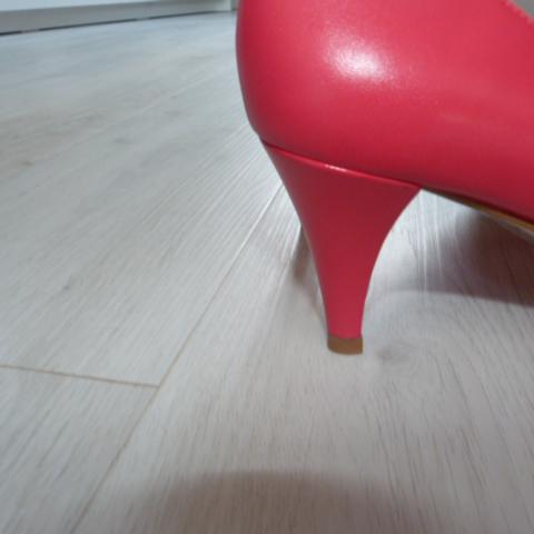 Chaussure à Talons Minelli Femme Fushia Label Emmaüs y0eYB