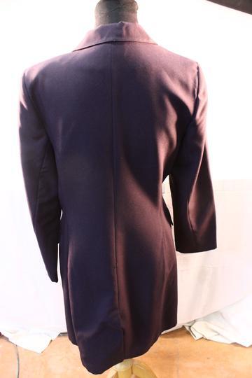 Manteau bordeaux KIABI taille 4244 Label Emmaüs