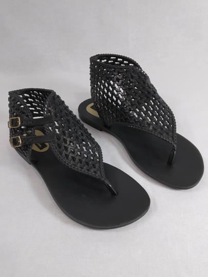 Sandale noire - Colors of California - Pointure 38 - Photo 0
