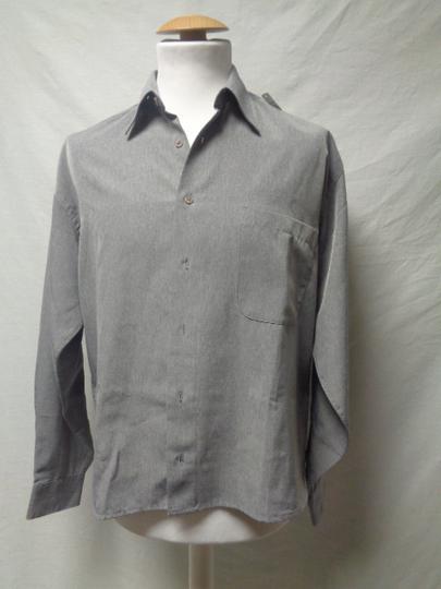 vaste sélection qualité fiable sur des pieds à Chemise grise - Laurent Cerrer - taille L