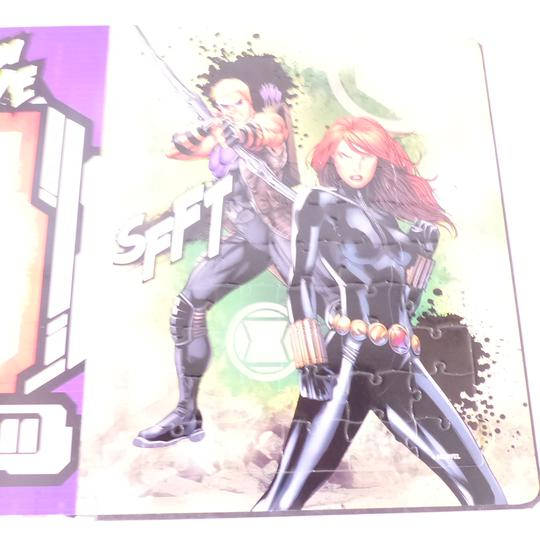 Livre BD puzzles Marvel avengers - Photo 3