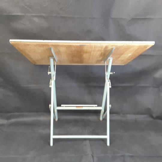Table Dessin Vintage Sautereau Etablissement Industriel Haute gf76Yyb
