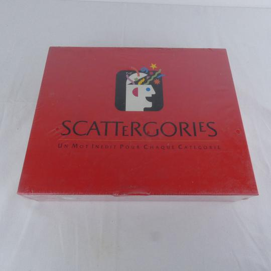 Scattergories  - MB  jeux - Photo 0