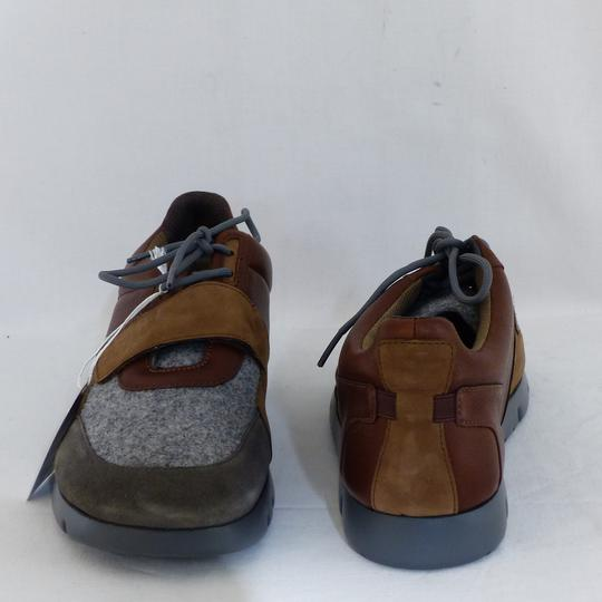 Chaussures marron CAMPER cuir - Pointure 44 - Photo 1