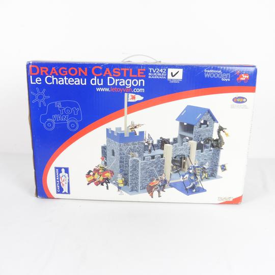 Jouet Le Château du Dragon Le Toy Van - Photo 0