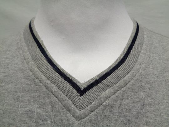 Pull gris en coton - Chevignon - taille XXL - Photo 4