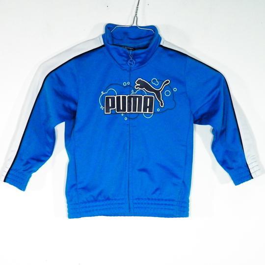 Veste Garçon Bleu PUMA T 2 Ans.