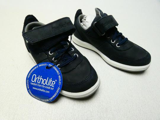 chaussure timberland basse enfant
