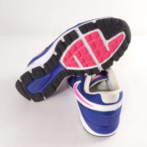 Chaussure Nike Dual Fusion bleue taille 38