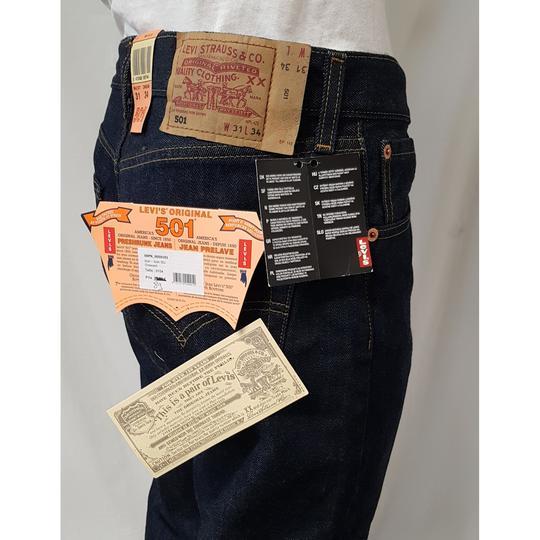 ba617e095d ... Neuf & étiquette Pantalon Jean Levi's Lévi Strauss 501 homme W 31 x L  34= ...