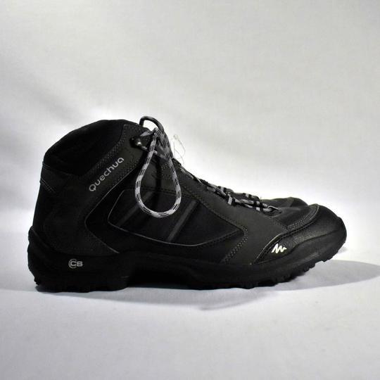 Randonnée Chaussures De Grises Homme Quechua TKJc3F1l