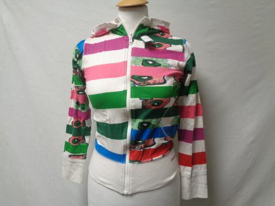 En Label Taille Desigual Coton Veste Xs Emmaüs PkXNwOn80