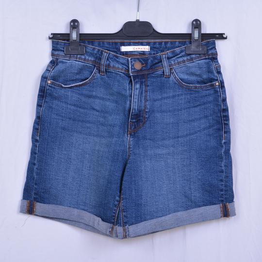 Short en jean Femme T34