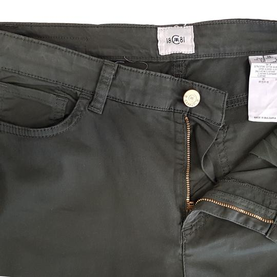 Pantalon kaki 1881 Cerruti W 29 = T 38 Coupe flare - Photo 2