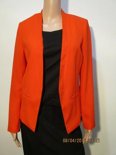 Veste rouge corail - Promod - Taille 38 - Photo 0